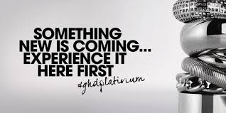 Something New is Coming, Experience It Here First