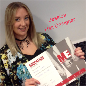 Jessica - Hair Designer