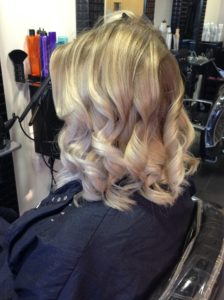 Curls Ready To Be Dressed Out