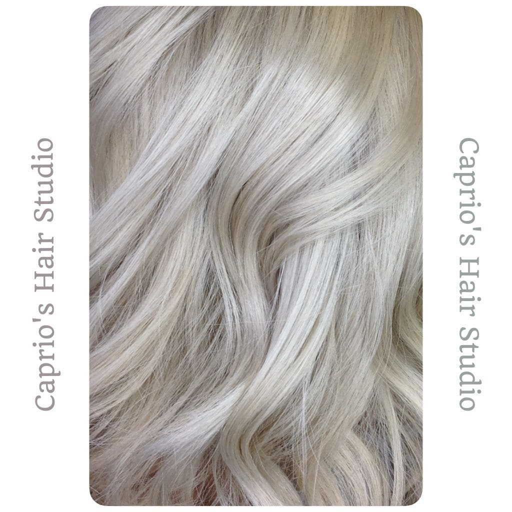 Tones of Ice Blonde
