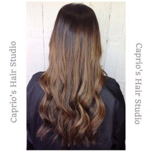 Brown Curly Hair Extensions