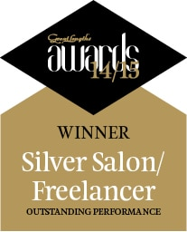 Winner Bagde Silver Salon Award 2014/15
