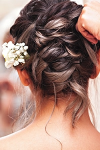 Wedding and Prom Hair