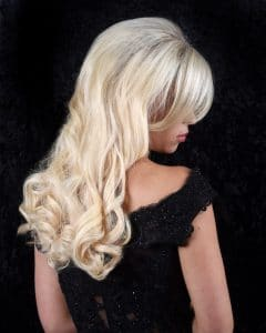 Elegance Collection - Blonde Curls