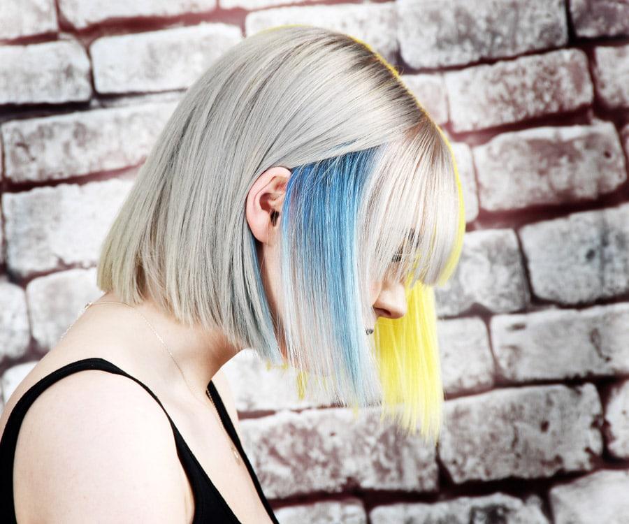 Collection 2 - Half Silver Hair