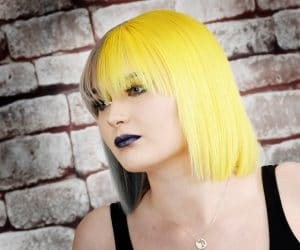 Collection 2 - Half Yellow Hair