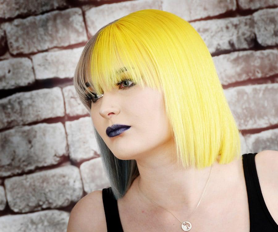 Collection 2 - Half Yellow Hair