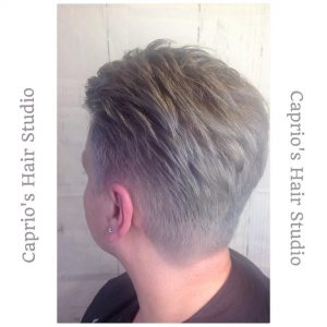 Grey Hair Colouring