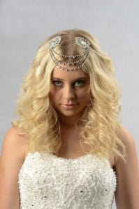 Wedding Collection - Front Curls