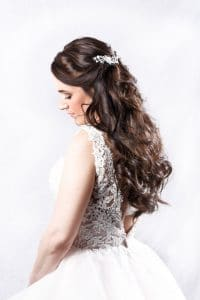 Wedding Collection - Brown Curls